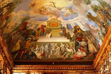 Страговский монастырь, философский зал