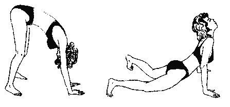 Упражнение, система оздоровления от Поля Брэгга.